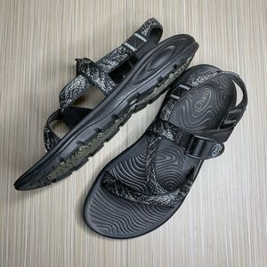 Chaco Black Cloud Z Water Sport Sandals